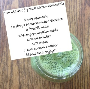 bamboo smoothie